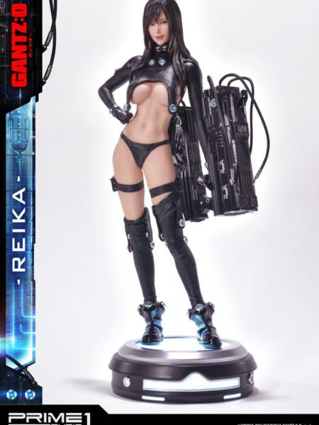 Prime 1 Studio Gantz O: Reika Black Edition 1:4 Statue
