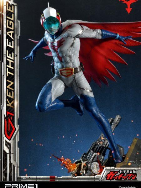 Prime 1 Studio Gatchaman Ken The Eagle 1:4 Statue