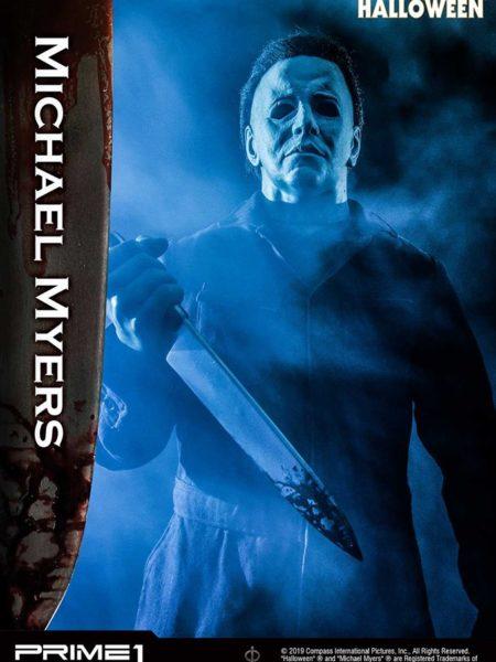 Prime 1 Studio Halloween Michael Myers 1:2 Bonus Version Exclusive Statue