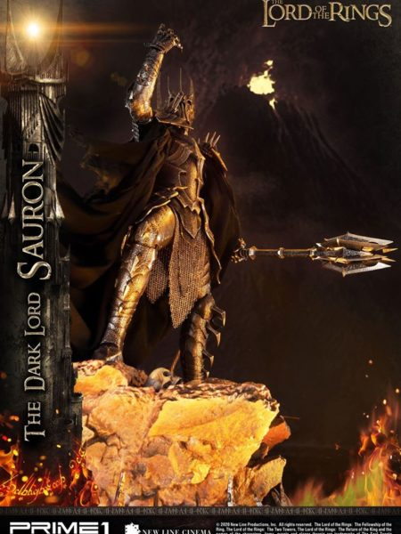 Prime 1 Studio Lord of the Rings The Dark Lord Sauron 1:4 Exclusive Statue