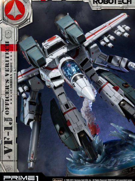 Prime 1 Studio Macross Robotech VF-1J Officers Veritech Guardian Mode