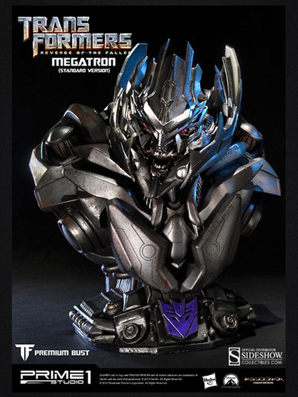 Prime 1 Studio Transformers Megatron bust