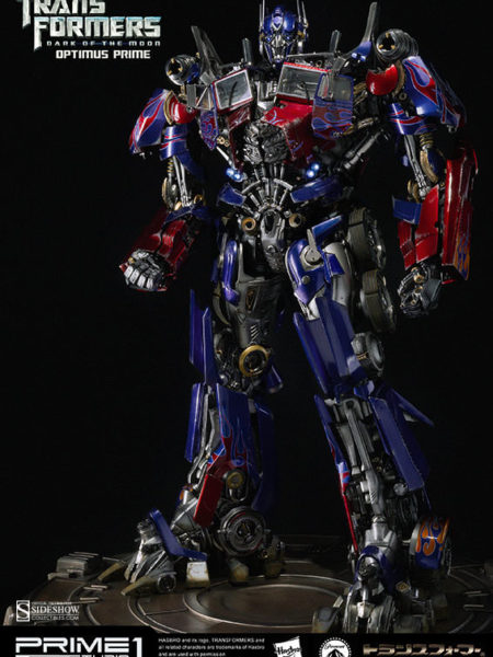 Prime 1 Studio Transformers Optimus Prime Statue