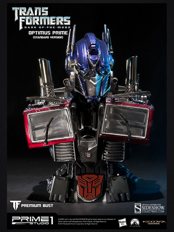 Prime 1 Studio Transformers Optimus Prime bust