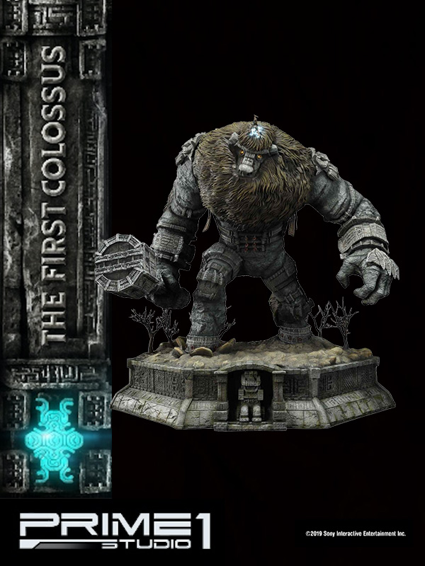 Prime 1 Studio Shadow Of The Colossus The First Colossus Valus Statue