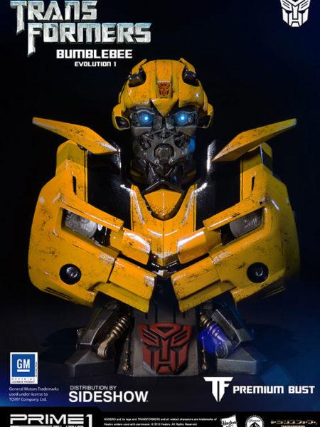 Prime 1 Studio Transformers Bumblebee Bust