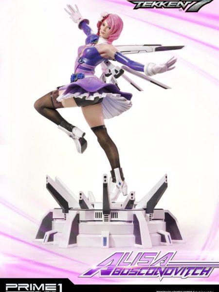 Prime 1 Studio Tekken 7 Alisa Bosconovitch Statue
