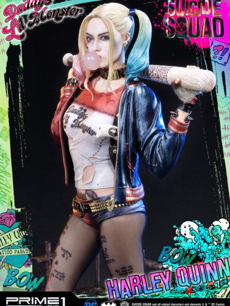 Prime 1 Studios Suicide Squad Harley Quinn 1:3 Statue
