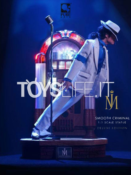 Pure Arts Smooth Criminal Michael Jackson 1:3 Deluxe Statue