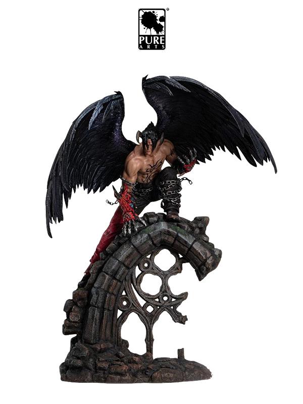 Pure Arts Tekken 7 Devil Jin 1:4 Statue