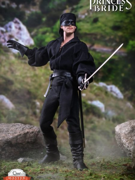 Quantum Mechanics The Princess Bride Westley aka The Dread Pirate Roberts 1:6 Figure