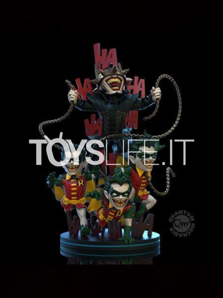 Quantum Mechanics DC Comics The Batman Who Laughs Q-Fig Max Elite Figure