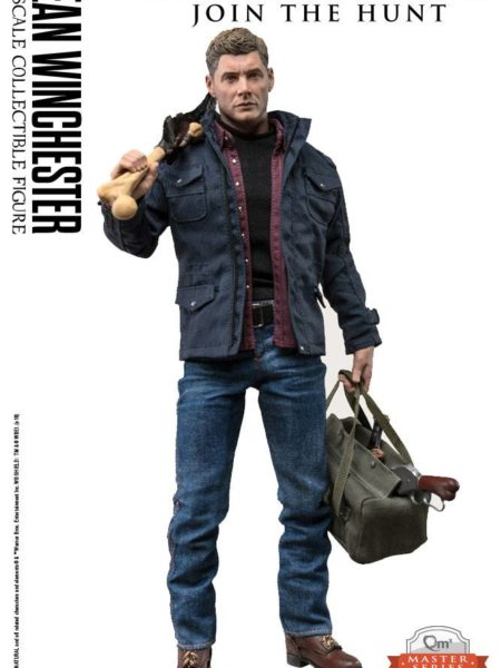 Quantum Mechanics Supernatural Dean Winchester 1:6 Figure