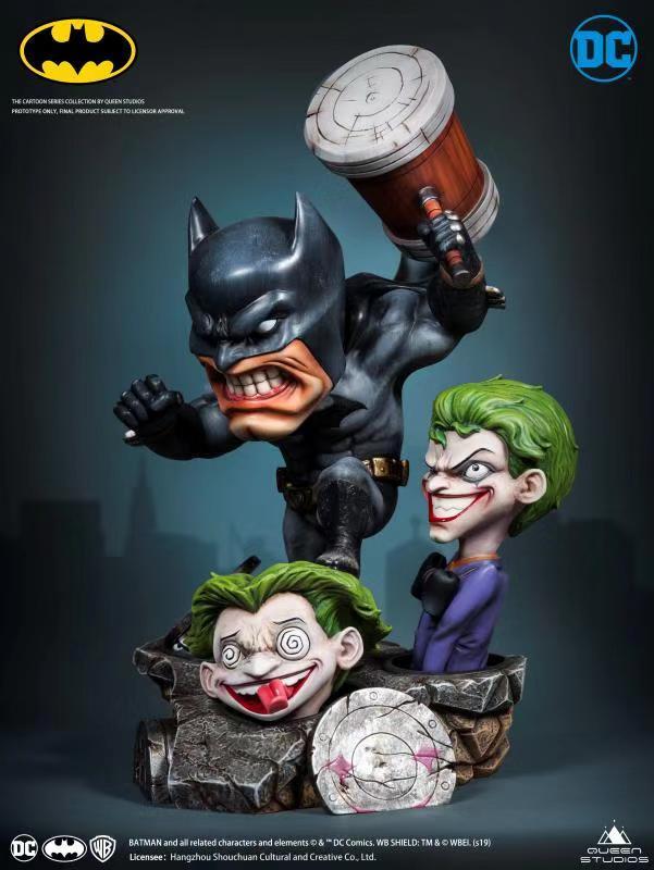 Queen Studios DC Comics Batman Cartoon 1:3 Statue