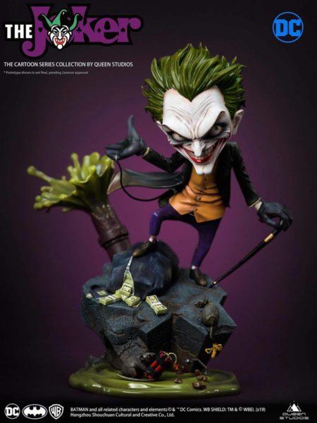 Queen Studios DC Comics The Joker Cartoon 1:3 Statue