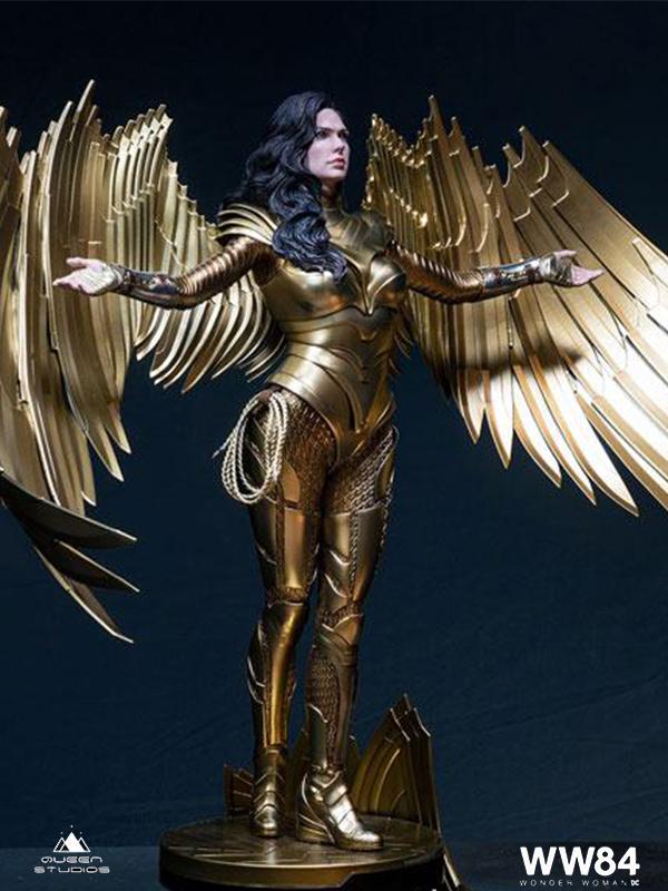 Queen Studios DC WW84 Wonder Woman Premium 1:4 Statue