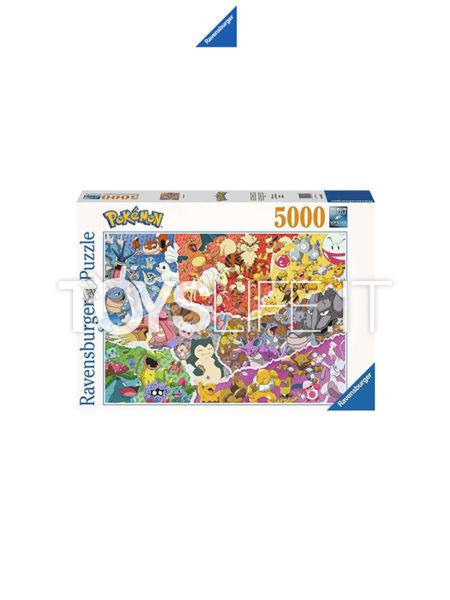 Ravensburger Pokemon Pokemon Allstars Jigsaw Puzzle 5000 Pieces