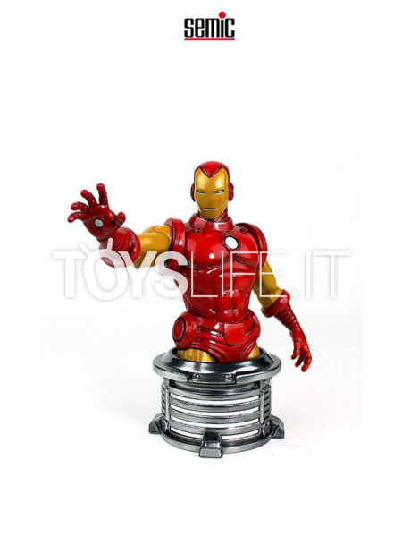 Semic Marvel Comics Ironman Bust