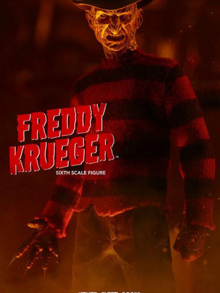 Sideshow A Nightmare On Elm Street Freddy Krueger 1:6 Figure