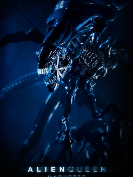 Sideshow Aliens Alien Queen Maquette
