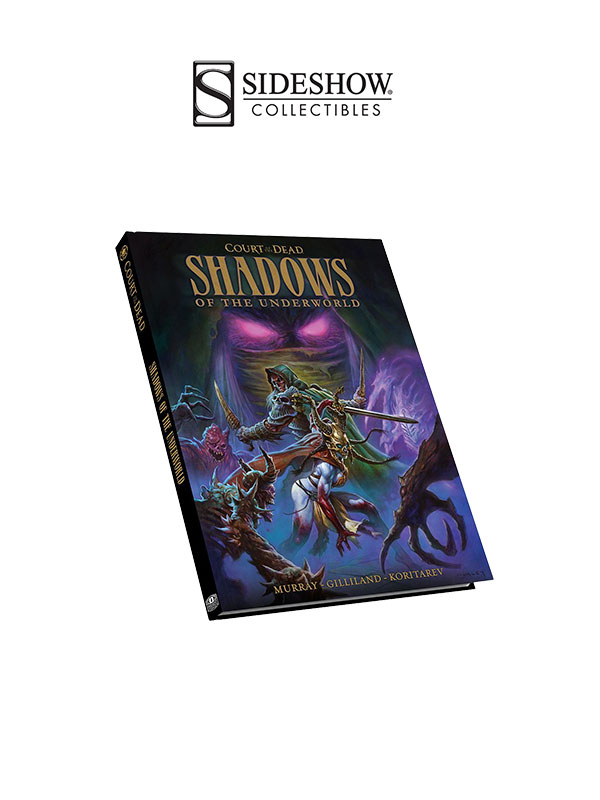 Sideshow Court of the Dead Shadows of the Underworld Graphic Novel