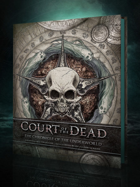Sideshow Court Of Dead The Chronicle Of Underworld Book