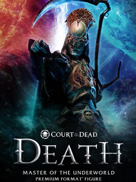 Sideshow Court Of Dead Death Master Premium Format