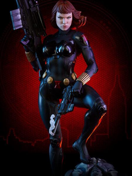 Sideshow Marvel Black Widow Premium Format