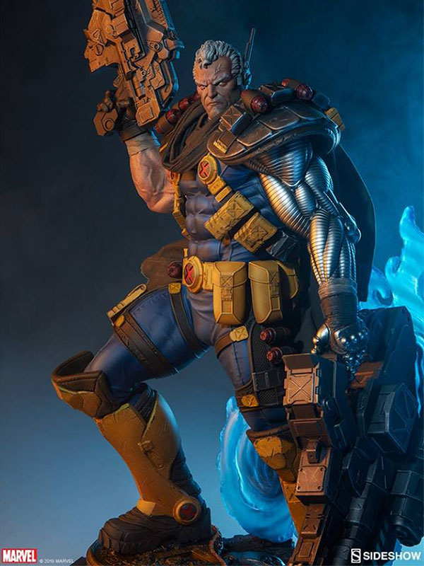 Sideshow Marvel X-Men Cable Premium Format