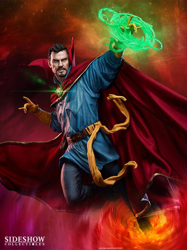Sideshow Marvel Comics Doctor Strange Maquette