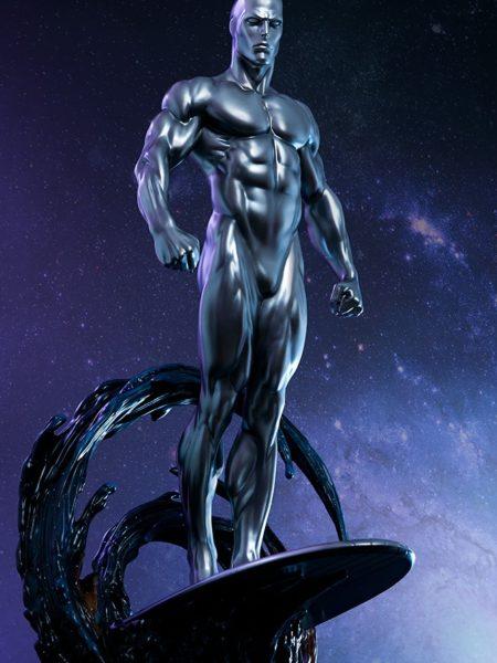 Sideshow Marvel Comics Silver Surfer 1:4 Maquette
