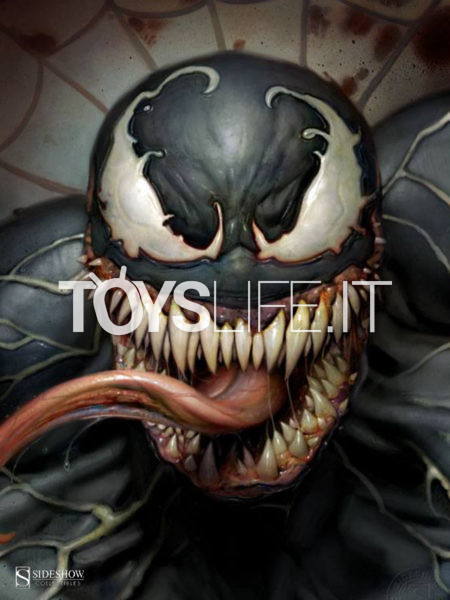 Sideshow Marvel Comics Venom Unframed Art Print