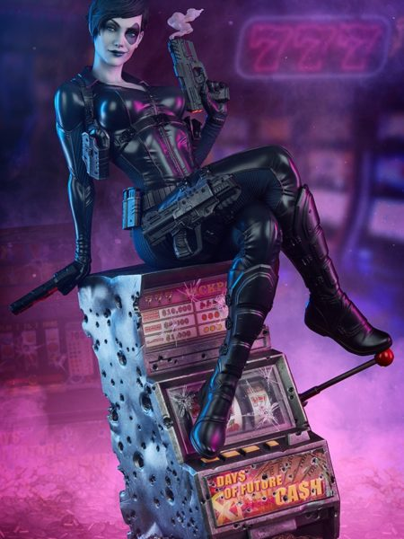 Sideshow Marvel X-Men Domino Premium Format