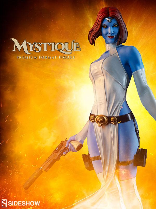 Sideshow Marvel Mystique Premium Format