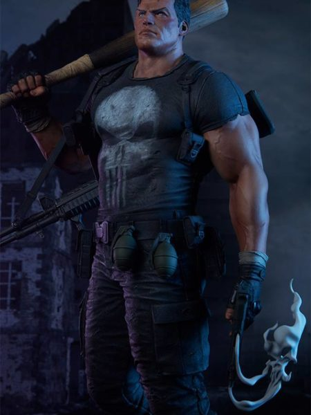 Sideshow Marvel The Punisher Premium Format