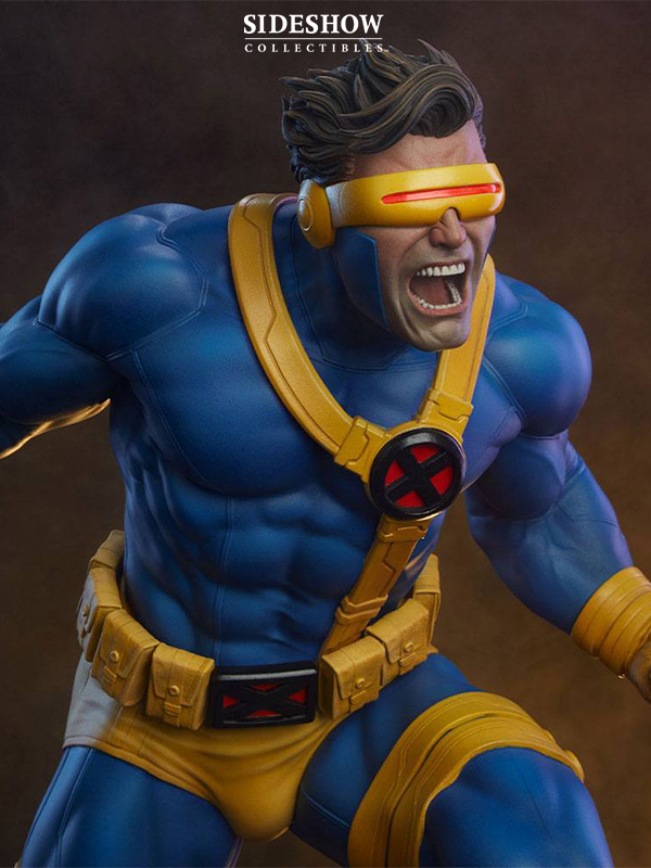 Sideshow Marvel X-Men Cyclops Premium Format