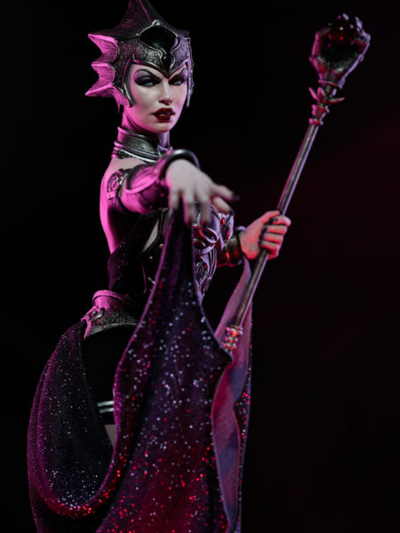 Sideshow Master Of The Universe Evil-Lyn 1:5 Statue
