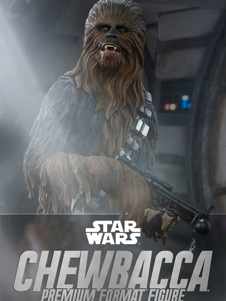 Sideshow Star Wars Chewbacca Premium Format