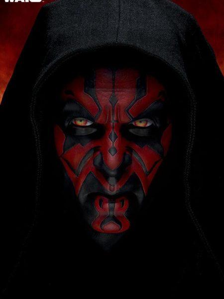 Sideshow Star Wars Darth Maul Lifesize 1:1 Bust