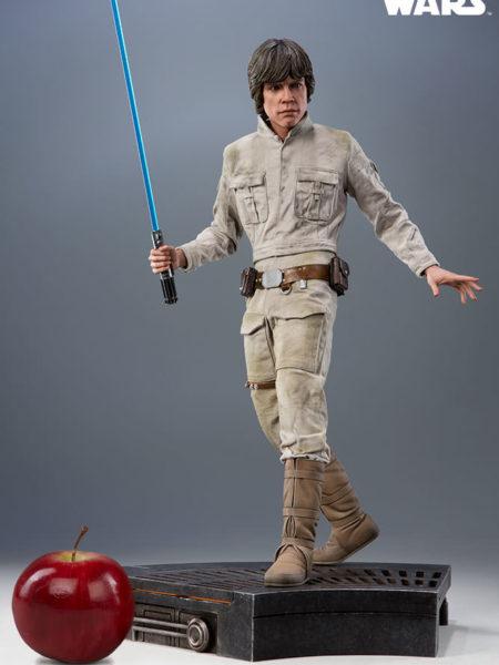 Sideshow Star Wars Luke Skywalker Premium Format