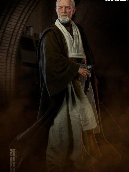 Sideshow Star Wars A New Hope Obi Wan Kenobi Premium Format
