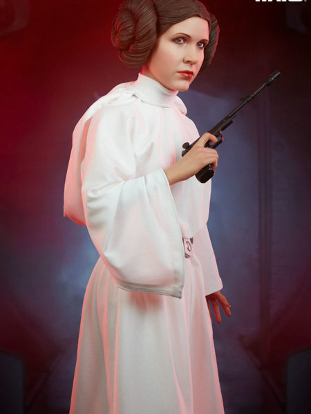 Sideshow Star Wars Princess Leia Premium Format