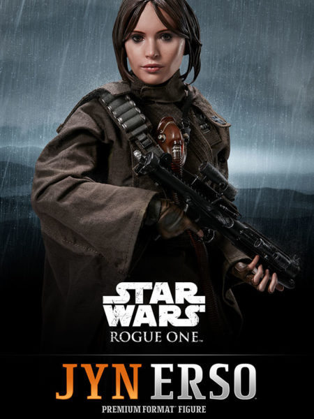 Sideshow Star Wars Rogue One Jyn Erso Premium Format