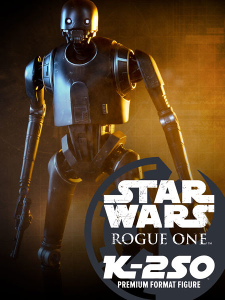 Sideshow Star Wars Rogue One K-2SO Premium Format