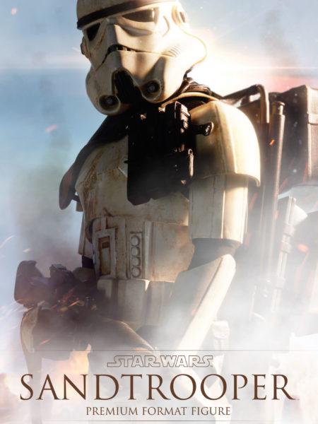 Sideshow Star Wars Sandtrooper Premium Format