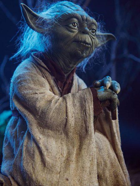 Sideshow Star Wars Yoda Legendary Scale 1:2 Figure