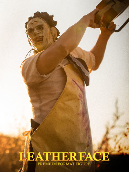 Sideshow Texas Chainsaw Massacre Leatherface Premium Format