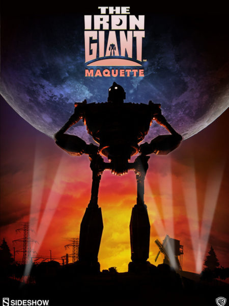 Sideshow The Iron Giant Maquette