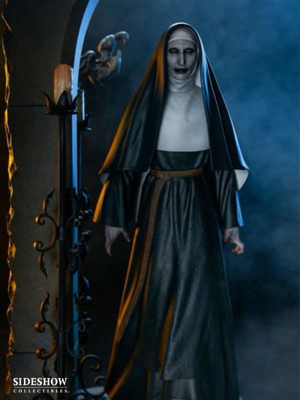 Sideshow The Nun Statue