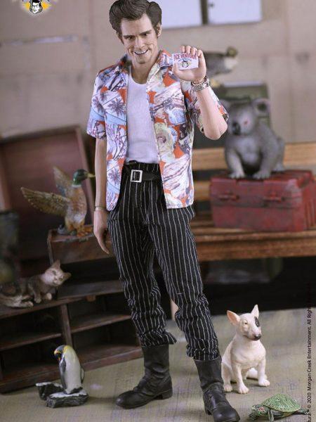 Star Ace Ace Ventura Pet Detective Ace Ventura 1:6 Figure
